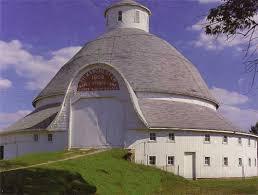 Dome Barn Round New England Barn Buildings