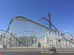 Six Flags Magic Mountain by August 2016 Six Flags Magic Mountain Update