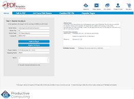 pdf manipulator dc edition plug in for filemaker pro