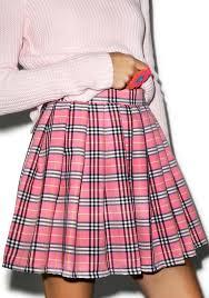 plaid skirt reality bites baby plaid skirt dolls kill