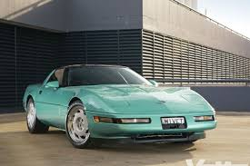 1991 corvette colors 1991 chevrolet corvette custom righthand drive c4 coupe