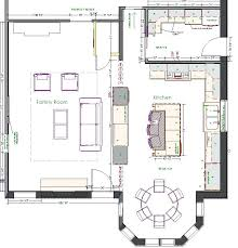 kitchen floor plans with island big kitchen house plans ipbworks