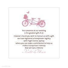 wedding gift registries awesome wedding invitation wording gift registry wedding