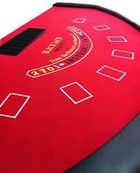 Black Jack Table by Blackjack Table Red Pokerproductos Com