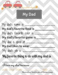 father u0027s day free printables great last minute gift idea free