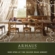 arhaus furniture culver road armory