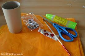 creation avec des rouleaux de papier toilette diy bricolage de pâques nos petits poussins