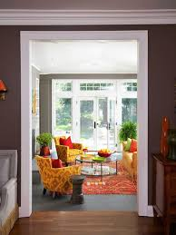 Warm Color Schemes Using Red Yellow And Orange Hues - Warm colors living room