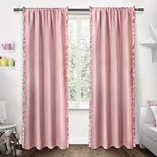 Light Pink Blackout Curtains Kids Curtains Curtains And Drapes Kirklands