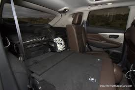 nissan rogue fold down seats 2015 nissan murano interior seats cr2 the truth about cars