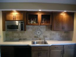 Rock Backsplash Kitchen by Brick Kitchen Backsplash Topic Related To Brick Kitchen