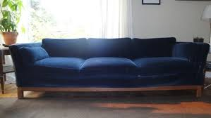 Cost To Reupholster A Sofa by Reupholster Sofas Or Buy New Apartment Therapy