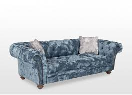 Black Fabric Chesterfield Sofa by Dark Blue Leather 2 Seater Sofa Chesterfield