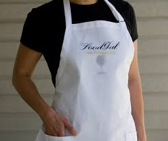 Print Logo On Apron Introducing The Food Gal Hat For Fashionistas With Stupendous