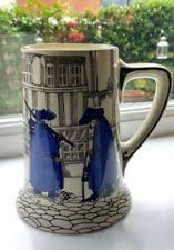 Antique Pair Of Royal Doulton Persian Vases Series Ware D3550 Unboxed 1920 1939 Art Deco Royal Doulton Porcelain U0026 China Ebay