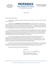 charity auction letter template donation cover request business