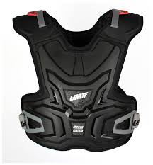 motorcycle protective gear leatt youth adventure chest protector revzilla