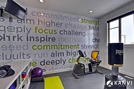 Planning And Execution Of  Ideas For Home Gym Interior Design - Home gym interior design