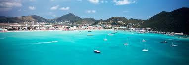 St Maarten Map Official Website For The St Maarten Tourist Bureau