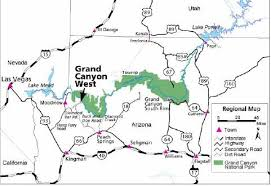 grand location on map maps of usa