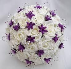 Flower Arrangements For Weddings Wedding Flowers Flower Purple Wedding