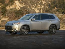 mitsubishi suv 2015 2015 mitsubishi outlander price photos reviews u0026 features