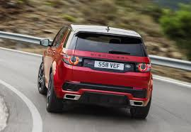 land rover discovery exterior land rover discovery sport gets new hse dynamic lux for frankfurt