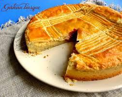 cuisine basque recettes gâteau basque recette et origine du gâteau basque il était une