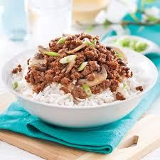 cuisine asiatique boeuf boeuf sauce chinoise aux chignons soupers de semaine recettes