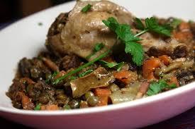 comment cuisiner des manchons de canard lentilles vertes aux manchons de canard cèpes les délices de letiss