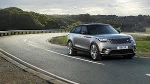 range rover silver interior new range rover velar cars grange