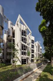bliss kovan condominium look architects archdaily