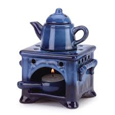 amazon com gifts u0026 decor country kitchen ceramic kettle stove