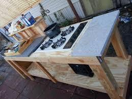 outdoor kitchen cooktops kitchen decor design ideas