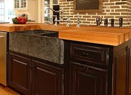 white oak wood countertop butcher block countertop bar top