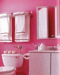 painted bathrooms ideas color trends charming pink paint colors for walls
