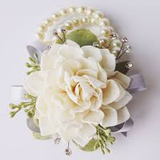 corsage wristlets best 25 wrist corsage ideas on wrist corsage wedding
