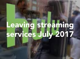 leaving streaming services july 2017 connecticut post