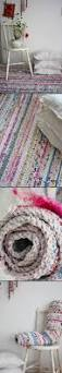 Rag Rug Directions Rag Rug From Denim Jeans Great Pictorial Detail On Cutting Long
