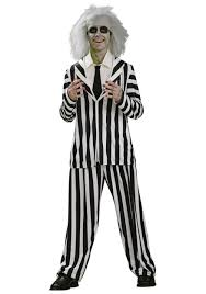boys teen beetlejuice costume scary halloween costumes for teens