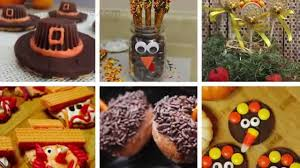 thanksgiving acorn treats 6 instant thanksgiving themed treats and desserts to share youtube