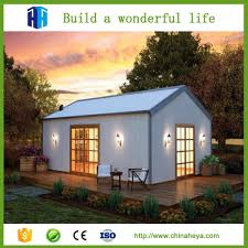 heya superior quality ready made steel structure prefabricated 2