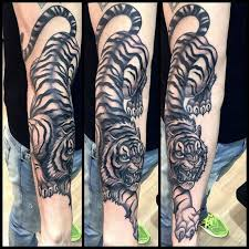 35 best neo traditional tiger tattoo images on pinterest tigers