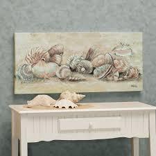 Decorating With Seashells In A Bathroom Bathroom Accessories Decoration Using Shelf Chalkboard Turtle