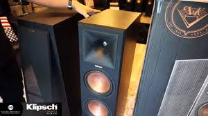 klipsch reference home theater system review klipsch reference premiere rp 280f youtube