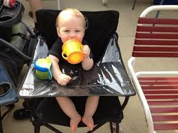 Bye Bye Baby High Chairs Ciao Portable High Chair A Going Bye Bye Buy The Giggle Guide
