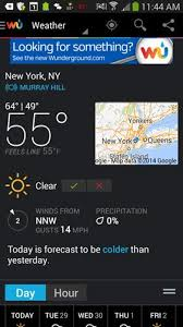 weather apps free android the best and worst free android weather apps ambient weather