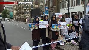 curriculum vitae exles journalist killed videos de terror london attack cnn set up muslim counter terror protest daily
