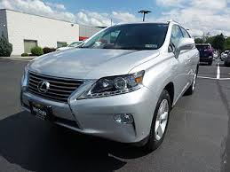 lexus suv used for sale used lexus suvs for sale with photos carfax