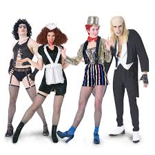 stunning rocky horror picture show halloween costumes photos